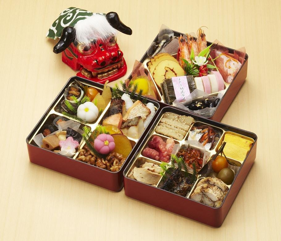 京都料亭のおせちを厳選